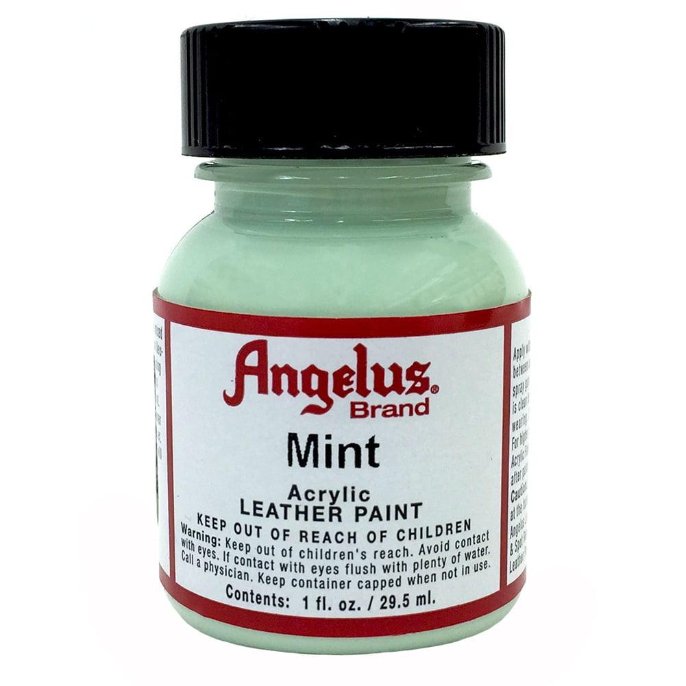 Angelus Leather Paint Mint Paint