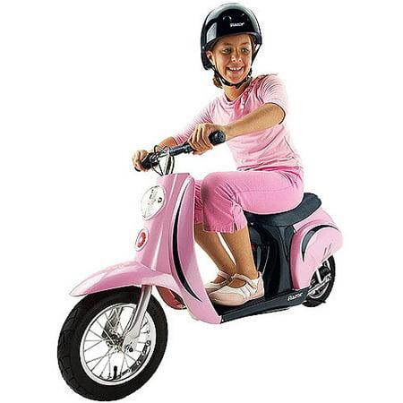 Razor Electric Pocket Mod Bella Pink Walmart Com