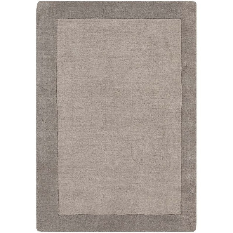 angelo:HOME Madison Square MDS-1000 Area Rug - Black/Grey