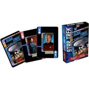 Star Trek Next Generation Playing Cards