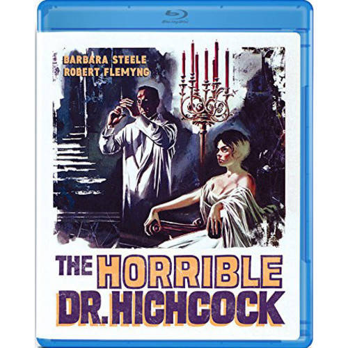 The Horrible Dr. Hichcock (Blu-ray) OLIBROF1266