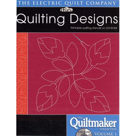 Quiltmaker Quilting Designs Volume 1 Quiltmaker Quilting Designs