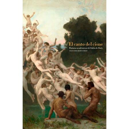 El canto del cisne. Pinturas académica del Salón de París. Colecciones Musée d´Orsay - eBook](Pinturas De Halloween)