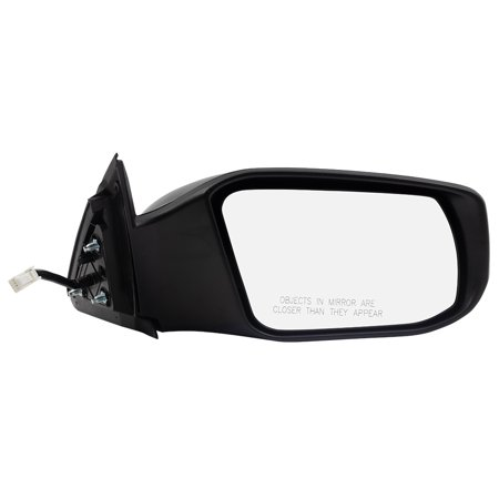Nissan Passenger Side Mirror - BROCK Power Mirror for 2013-2018 Nissan Altima Sedan Passenger Side View Ready-to-Paint Replaces 963013TH0A 96301-3TH0A