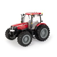 ERTL Case 1:16 Scale Big Farm 180 Toy Tractor, Plastic Toy Vehicle With Lights and Sounds
