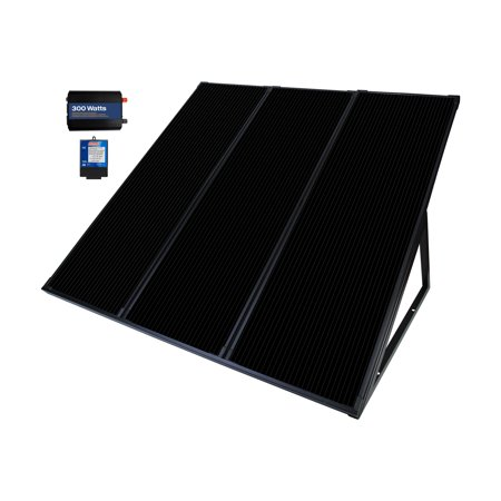 Coleman 55W Solar Back-Up Kit (Coleman Cl 3600 Solar Backup Power Kit)