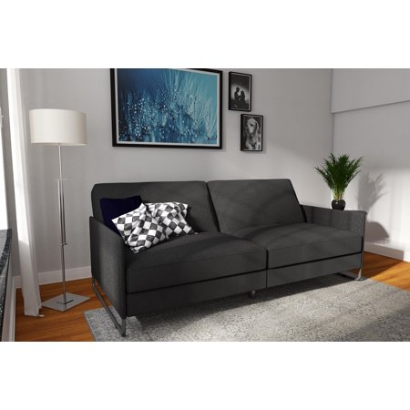 DHP Pembroke Convertible Futon Sofa Bed, Multiple Colors - Walmart.com