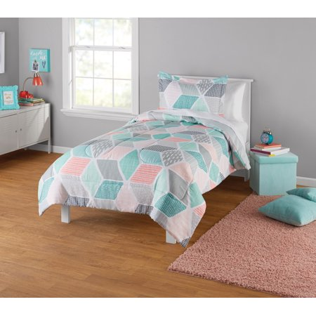Your Zone Geo Comforter Set, Multiple Sizes