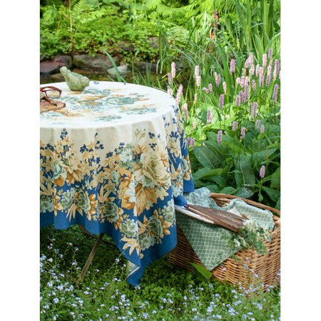April Cornell Claudette Dining Tablecloth