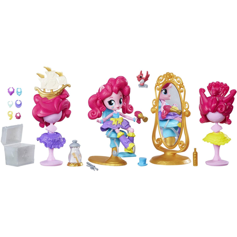 My Little Pony Equestria Girls Minis Pinkie Pie Switch-a-Do Salon Set by Hasbro