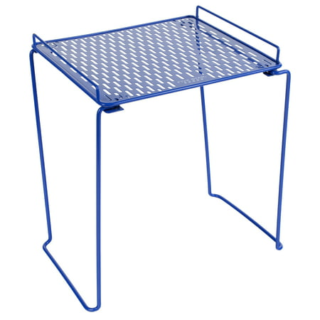 Five Star Extra Tall Locker Shelf, 100 lb. Capacity, Blue (Tall Locker Shelf)
