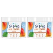 St. Ives Acne Control Apricot Face Scrub, 10 oz