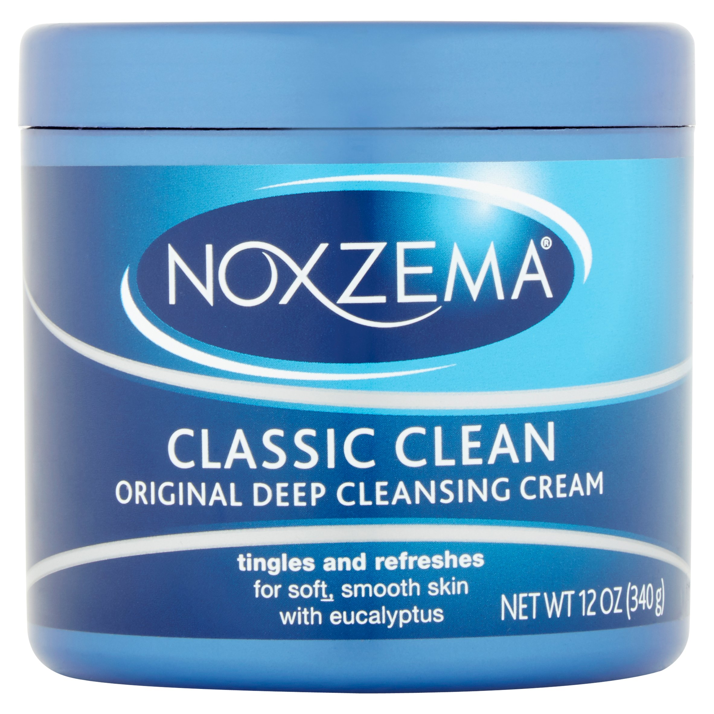Noxzema Classic Clean Cleanser Original Deep Cleansing 12 oz