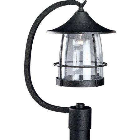 - Prairie Collection One-Light Post Lantern