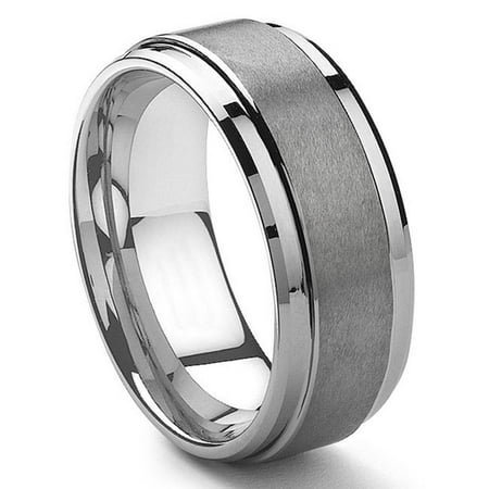 9MM Tungsten Carbide Men