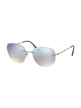 b83bb9ab5fc4 Product Image Sunglasses Prada Linea Rossa PS 50 TS 5AV5R0 GUNMETAL