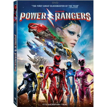 Rangers Blog (Saban's Power Rangers (DVD))