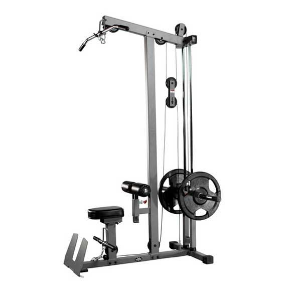XMark Fitness Commercial Lat Pulldown and Low Row Cable M...