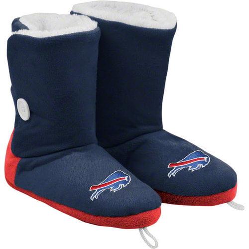 buffalo bills slippers womens boot walmart