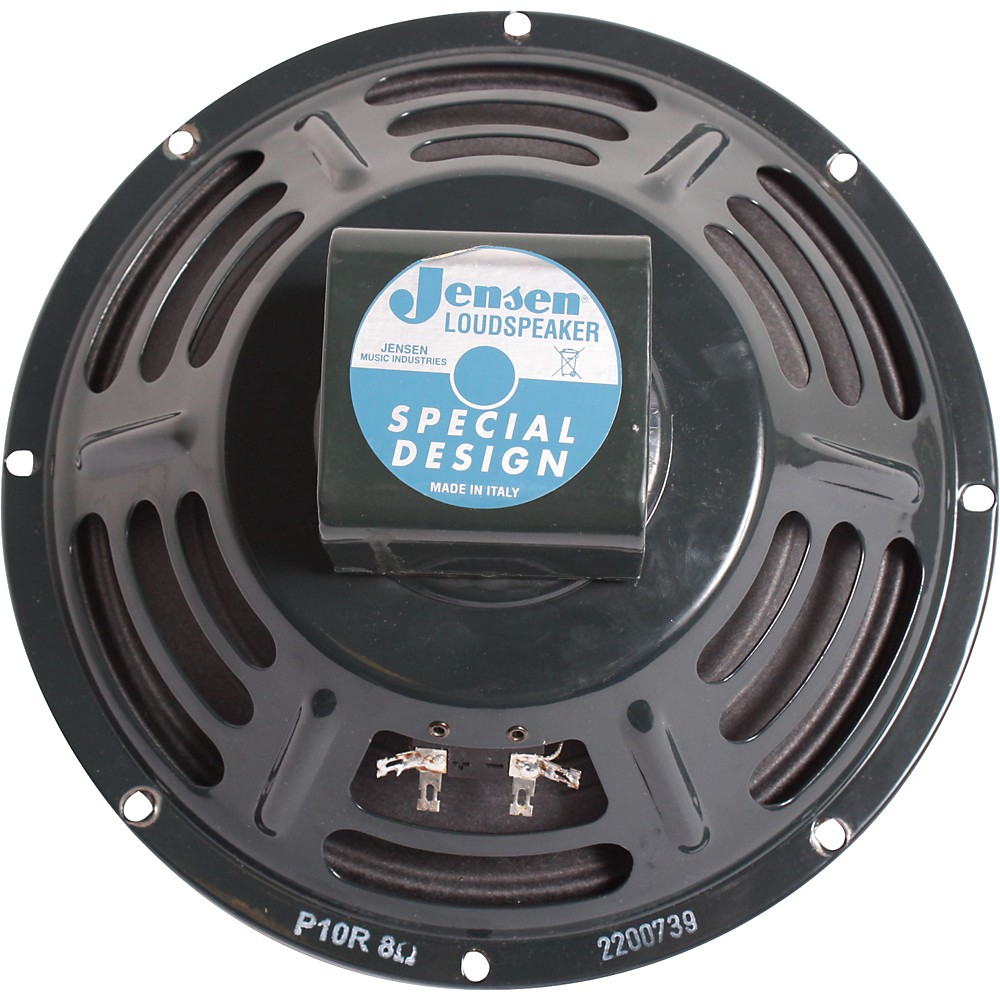 "Jensen P10R 25 Watt 10"" Replacement Speaker by Jensen"
