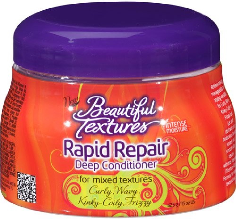 Beautiful Textures Rapid Repair Deep Conditioner, 15 oz (Pack of 3)