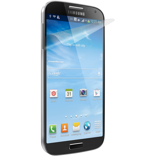 Cygnett Samsung Galaxy S4 Impact Resistant Screen Protector