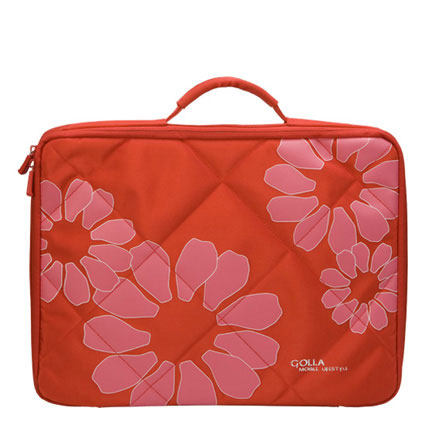 "Golla 15"" Laptop Sleeve - Grape Red"