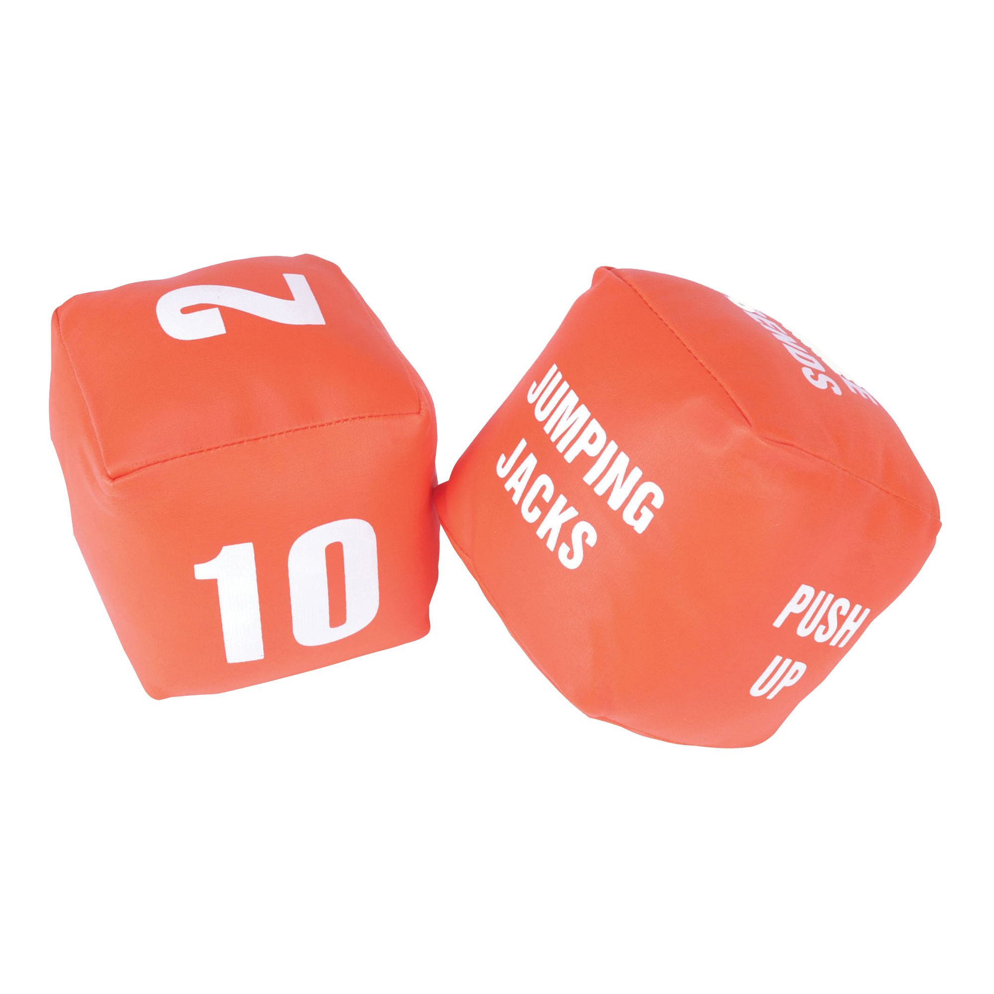 Fitness Dice, Set of 2