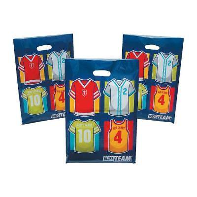 Sports VBS Goody Bags 50 Piece(s) (Vbs Supplies)
