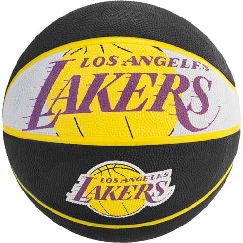 Spalding NBA LA Lakers Team Ball