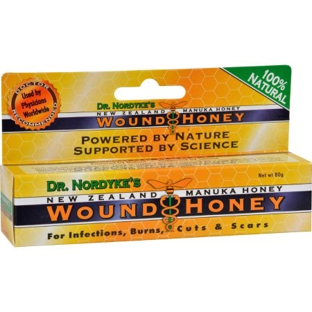 Eras Natural Sciences Dr. Nordyke's New Zealand Manuka Honey - Wound Honey - 80 Grams