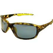 Men's SF001P Polarized Sunglasses Brown Camo Smoke Lens