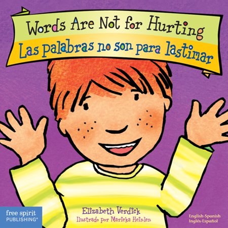 Words Are Not for Hurting Las Palabras N (Board