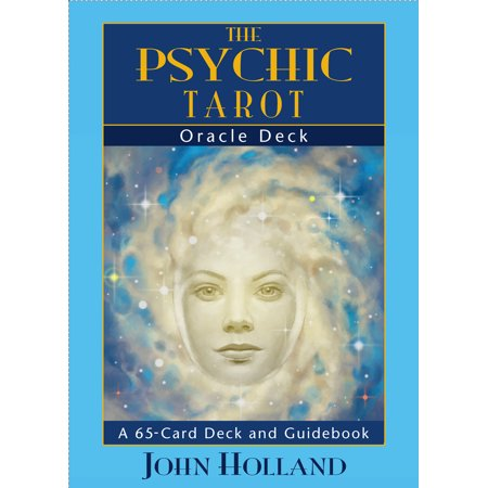 The Psychic Tarot Oracle Cards : a 65-Card Deck, plus (Deedat Booklet)