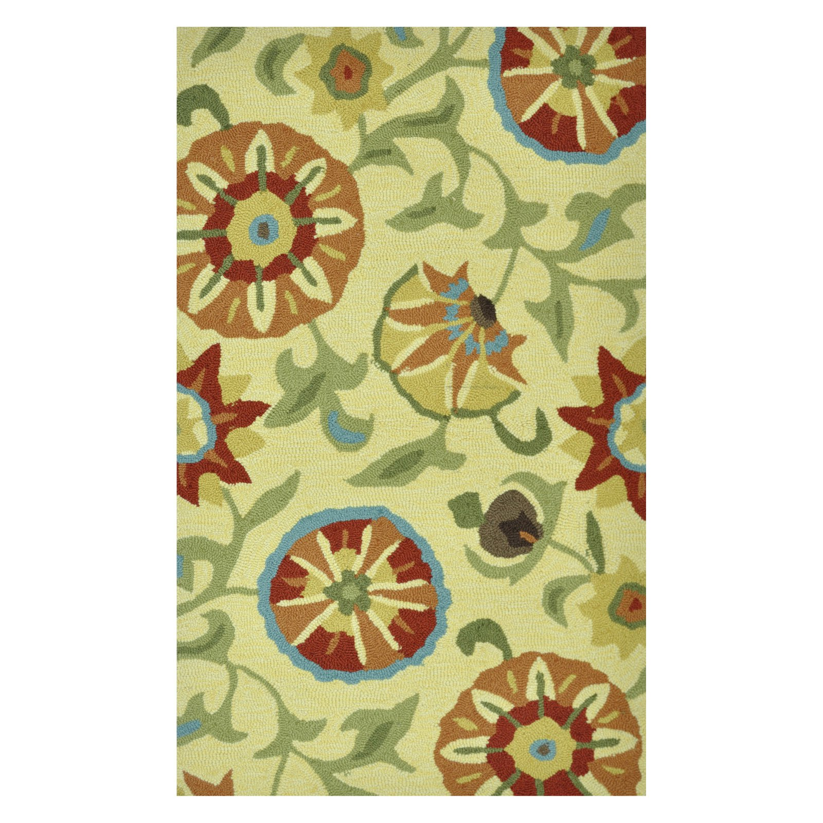 Loloi Summerton Area Rug - Buttercup