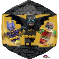 Lego Batman Jumbo Foil Balloon