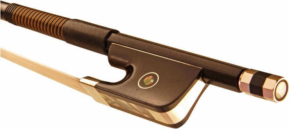 Otto Musica Artino Series Carbon Fiber Cello Bow 4 4 Size by Otto Musica