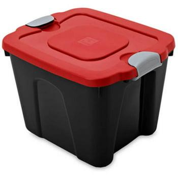 10-Set Durabilt Latching Storage Tote