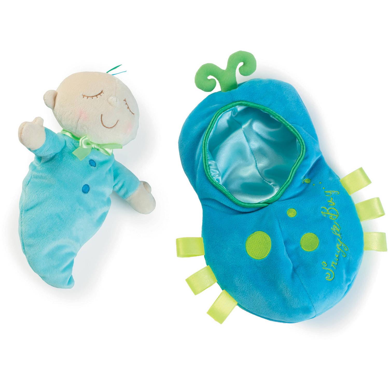 Manhattan Toy Snuggle Pods Snuggle Bug Baby Doll