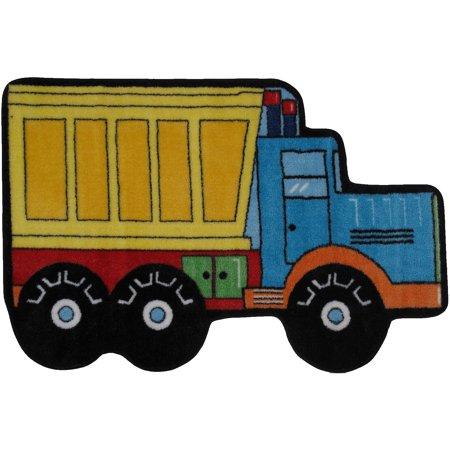 - Fun Rugs Dump Truck 31