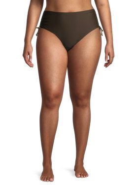 Cyn And Luca Plus Adjustable Swimsuit Bottom