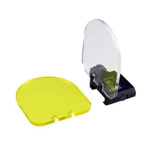 Lens Protector for Tactical Scope Red Dot, Eotech Aimpoint & most scopes Black by Green Blob Outdoors