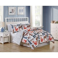 VCNY Home Little Campers Woodland Bedding Comforter Set