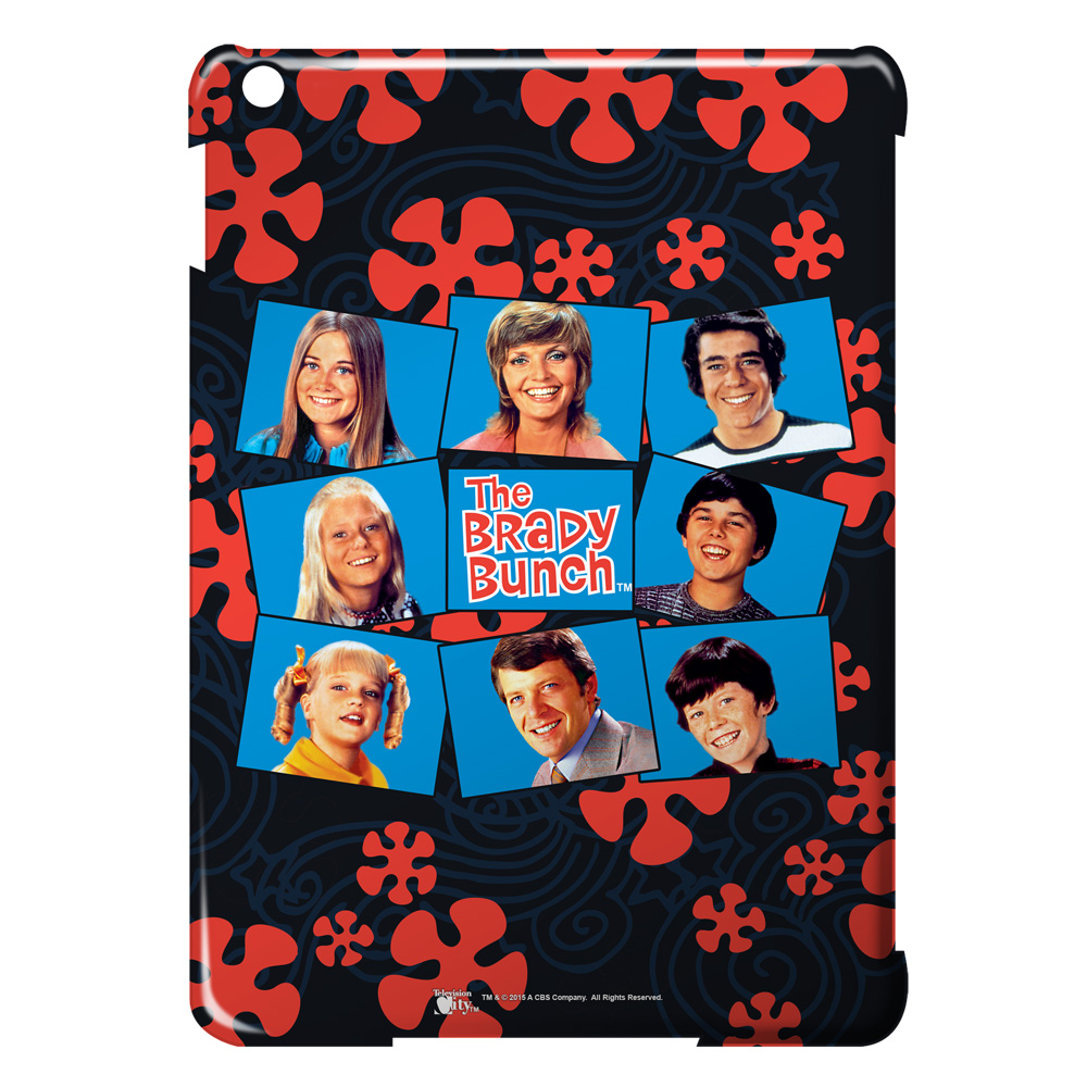 The Brady Bunch Squares Ipad Air Case White Ipa