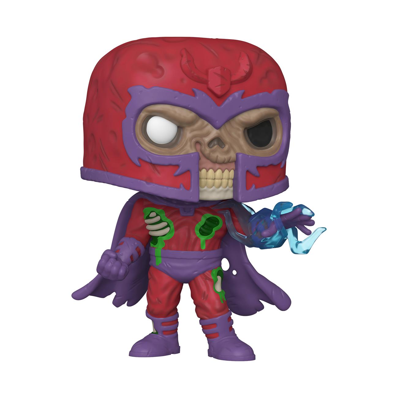 "Funko POP! Marvel: Marvel Zombies- 10"" Magneto - Walmart Exclusive"