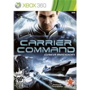 Carrier Command: Gaea Mission, Aksys Games, XBOX 360, 887195000110