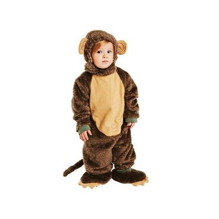 Baby Lil Monkey Costume](Monkey Baby Costume)