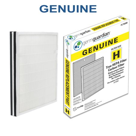 Genuine True Hepa Filter (GermGuardian FLT9200 True HEPA GENUINE Replacement Filter H)