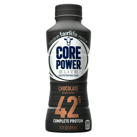 Core Power Elite Chocolate 42G Protein Shake - 14 fl oz Bottle