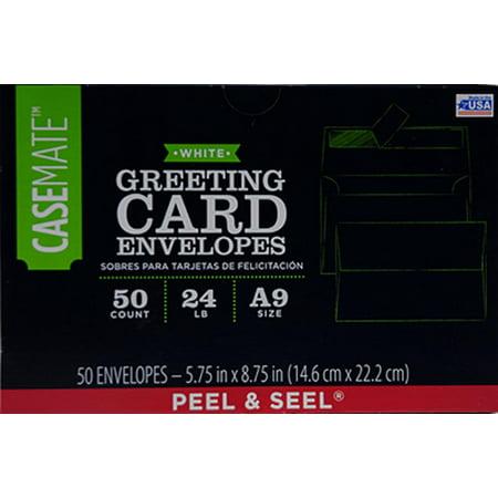 Delete GREETING CARD ENV WT